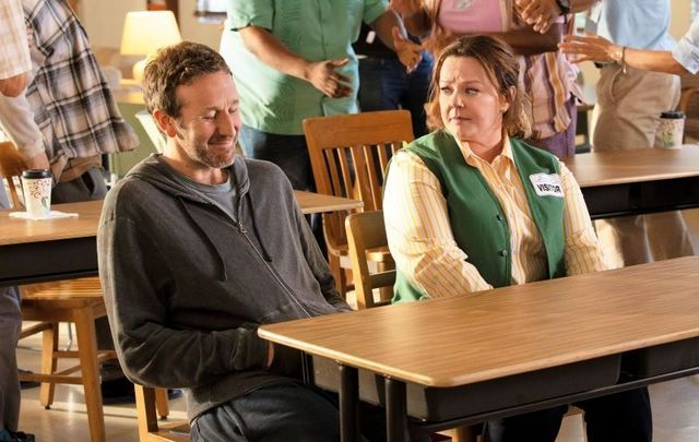 Chris O\'Dowd and Melissa McCarthy in \'The Starling.\'