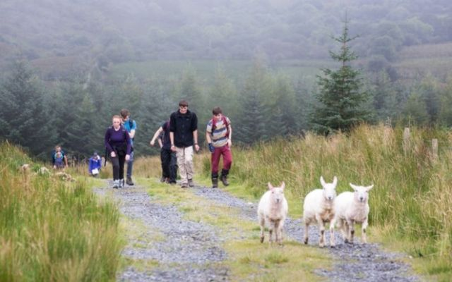 Leitrim Tourism is highlighting the county\'s beautiful natural landscapes.