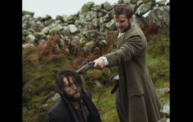 "A still from the award-winning Irish-language film \""Arracht.\"""