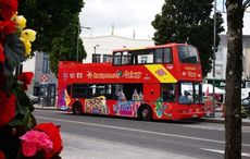 Explore Ireland with Lally Tours, Forster Street, Galway City