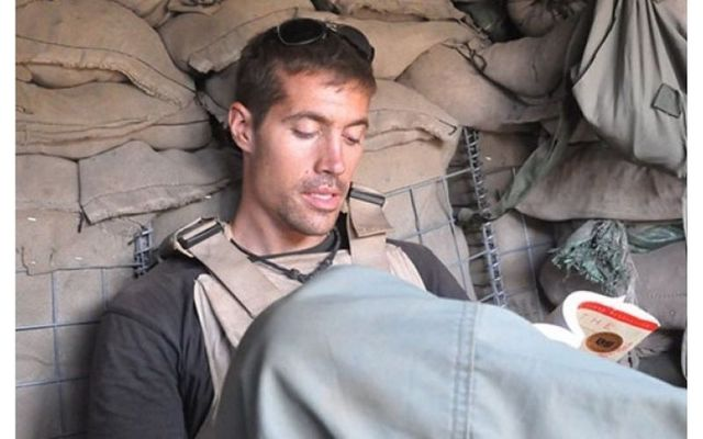 American journalist Jame Foley who was beheaded by ISIS.