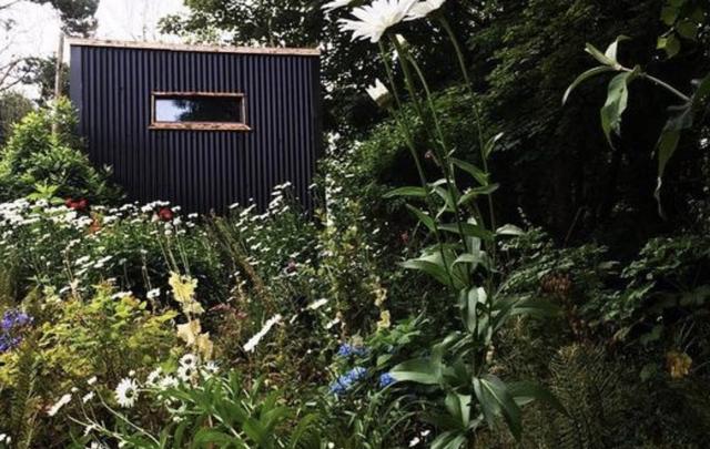 Aine Duffy\'s tiny house.