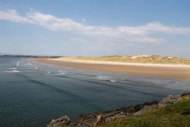 Tullan Strand, Bundoran, County Donegal.