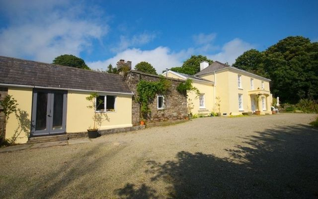 Corran House is a perfect opportunity in West Cork.