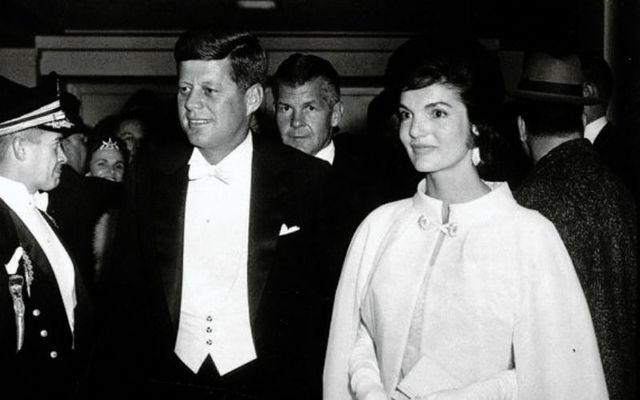 John F. Kennedy\'s 1961 presidential inauguration