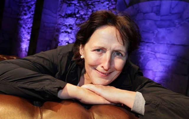 Irish actor Fiona Shaw, pictured here in 2015.