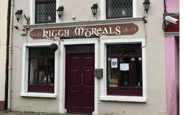 Kitty McGreals retains all the character of a traditional Irish pub.