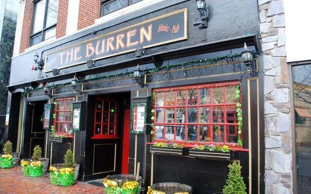 The Burren in Davis Square, Somerville