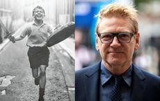 """Kenneth Branagh left in tears after triumphant """"Belfast"""" premiere at TIFF"""