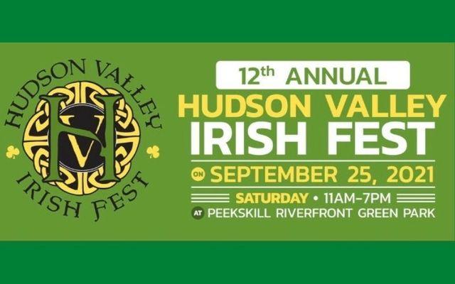 The 12th Annual Hudson Valley Irish Fest returns to Peekskill's Riverfront Green Park