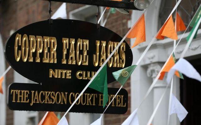 Copper Face Jacks is Dublin\'s most popular nightclub.