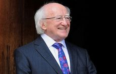 """Pope Francis calls Irish President a """"wise man of today"""""""