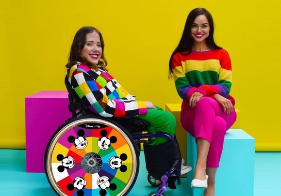 Izzy Wheels, founded by Galway sisters Izzy and Ailbhe Keane.