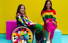 Irish wheelchair covers company Izzy Wheels to join forces with Disney