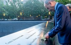 Taoiseach pays respects to Irish victims at 9/11 Memorial in NYC