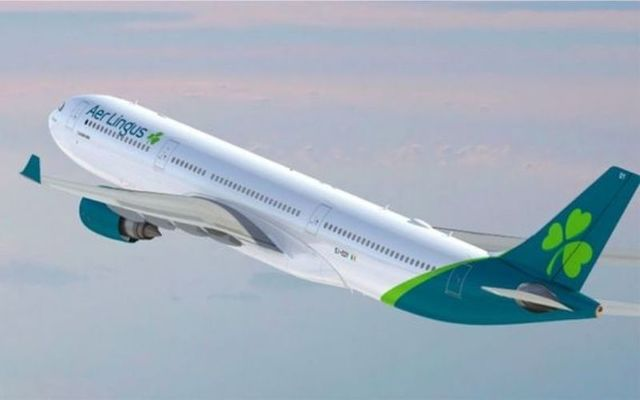Aer Lingus welcome end of ban on travel to the US from Ireland
