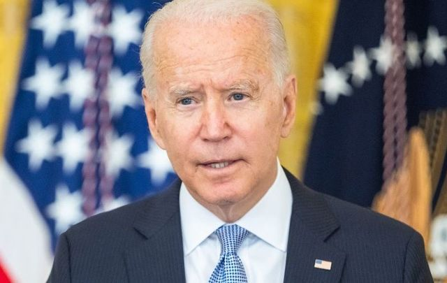 July 29, 2021: President Joe Biden delivers remarks on COVID-19 and the economy in the East Room of the White House.