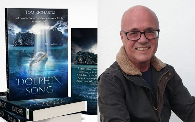 Tom Richards, the author of Dolphin Song