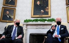 """UK minister says Biden is """"wrong"""" on Northern Ireland Protocol"""