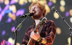 Surprise! Ed Sheeran to open his 2022 tour in Dublin, not Cork