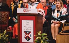 Hillary Clinton to be inaugurated as Queen's University Chancellor Friday