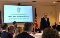 "Facing a ""new chapter,"" Irish America still focused on immigration reform"