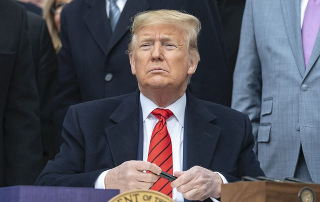 Donald J. Trump.