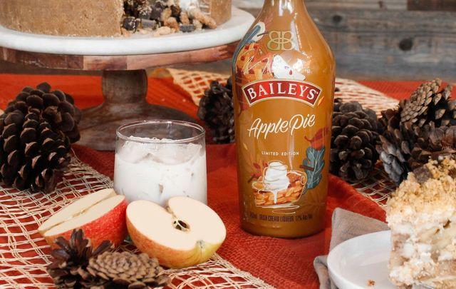 Pie Hole\'s Baileys Apple Pie and Coffee Stuffed Cheesecake.