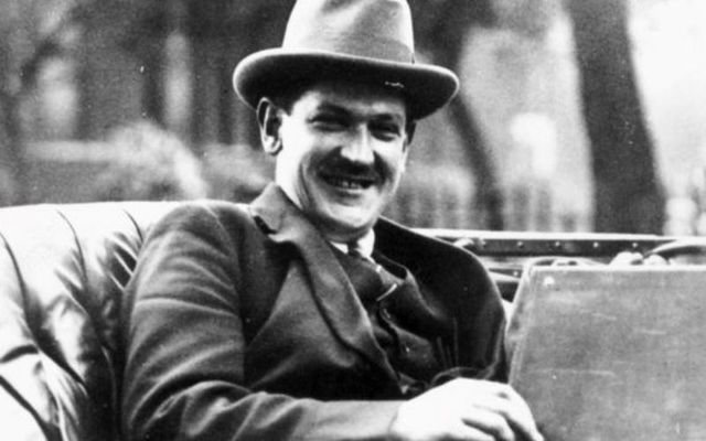 Irish revolutionary leader Michael Collins