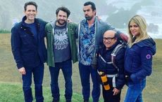 Looks like the 'Always Sunny' gang is filming on location in Ireland
