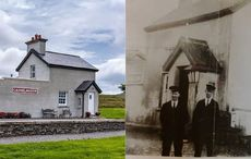 Own a piece of history, a Donegal railway station to die for