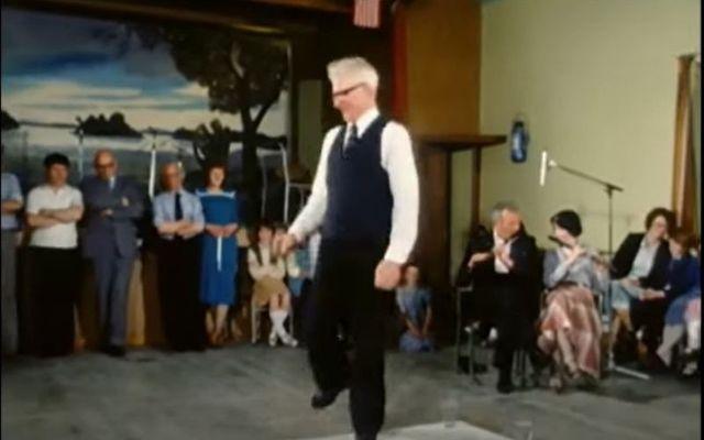 Door dancing is an ancient Irish tradition
