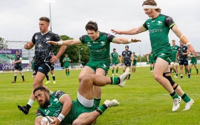 Irish provinces go head to head with international rugby teams in the United Rugby Championship