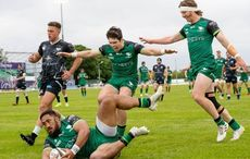 Kick up your feet and enjoy non-stop Irish rugby this weekend