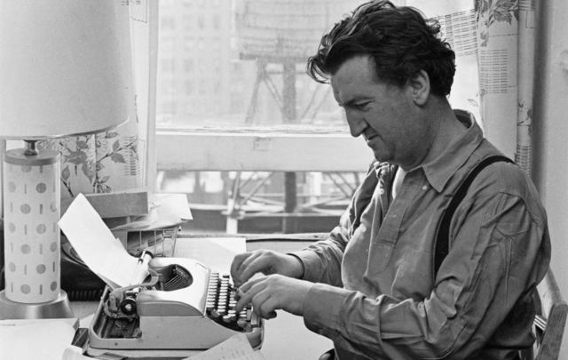 Brendan Behan, circa 1955.