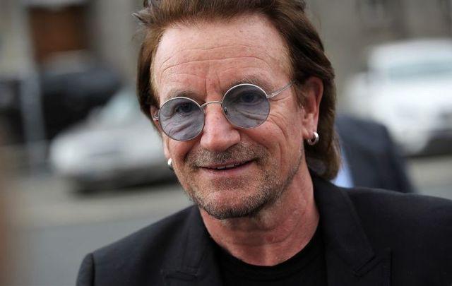 Bono, aka Paul Hewson, in 2018.