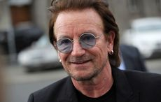 Thumb bono u2 paul hewson 2018   getty