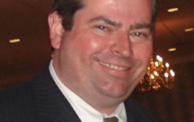 National Director of the Ancient Order of Hibernians, Dan Dennehy.
