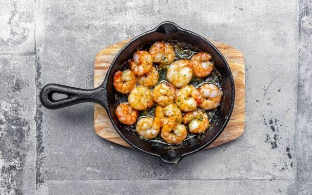 July 4th recipe - Firecracker Shrimp.