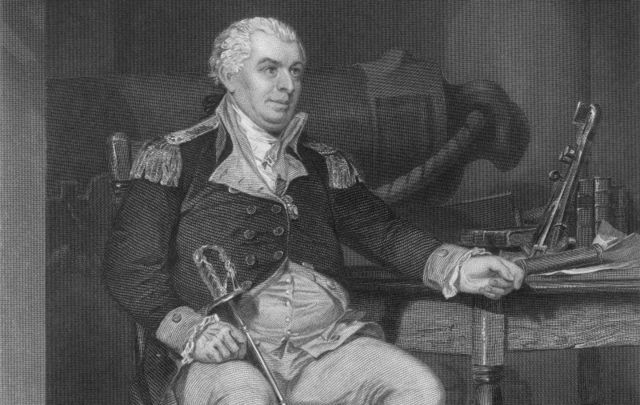 The US Navy celebrates its birthday on October 13. Commodore John Barry, considered the father of the US Navy, was an Irish man.