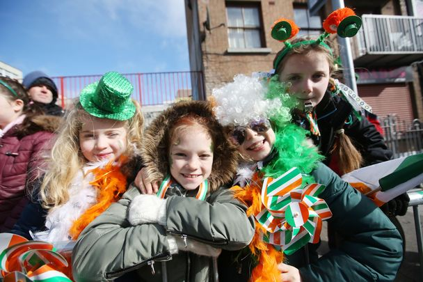 Have a look at our collection of Irish blessings and proverbs, perfect St. Patrick's Day
