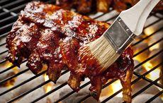 Thumb barbcue ribs bbq meat getty