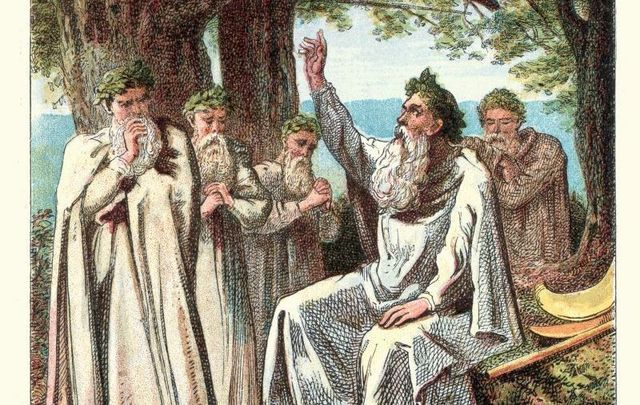 Our modern understanding of Irish and Celtic Druids is derived from four major periods of history.