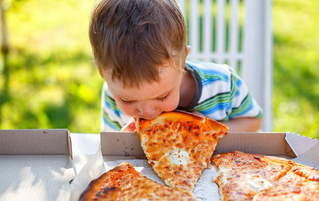 Lent is an adventure in endurance -- can a body really go without chocolate and iCarly reruns for 40 days?... Or even really good pizza?
