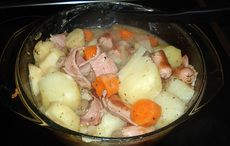 A traditional Irish cold weather treat Dublin coddle recipe