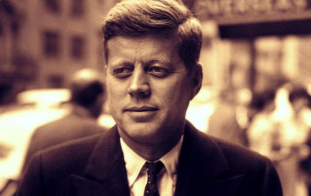 President John F Kennedy started the trend of Irish American presidents visiting their ancestral home.