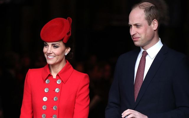 Kate Midleton and Prince William were married eight years ago today.