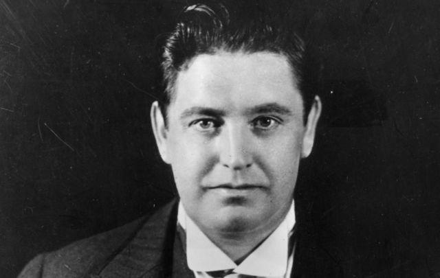 Irish tenor John McCormack was born in 1884 in Co Westmeath