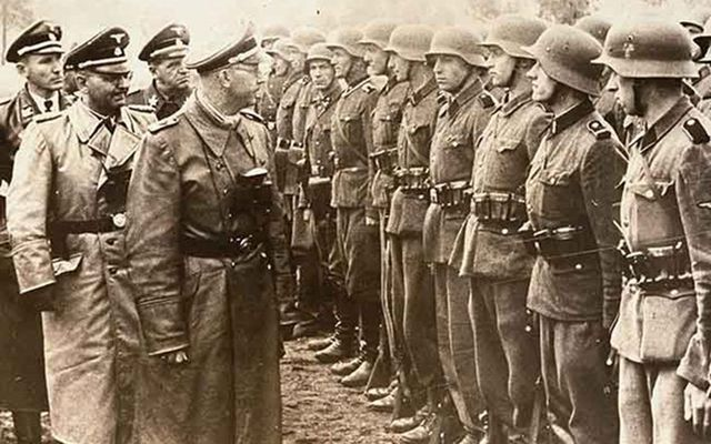 Dublin was earmarked as target for Germans after Dunkirk. It would have taken the Nazi's 48-hours to conquer.
