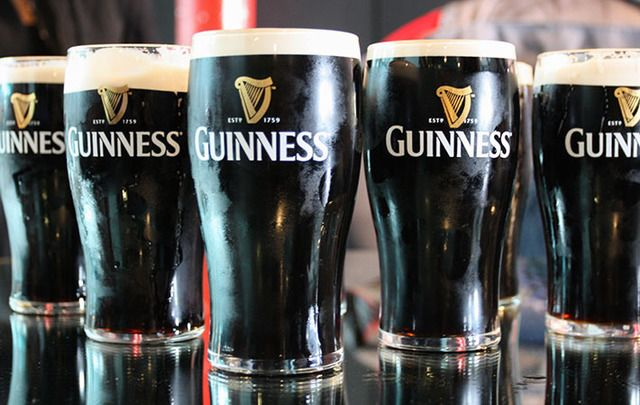 "The old advertising slogan ""Guinness is good for you\"" is actually true it seems. (*And that\'s Guinness, not Guiness!)"